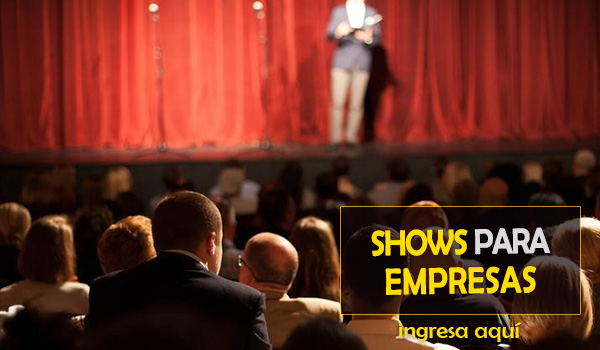 Shows y eventos de impro para empresas